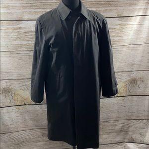 Mens Vintage London Fog Trench Coat